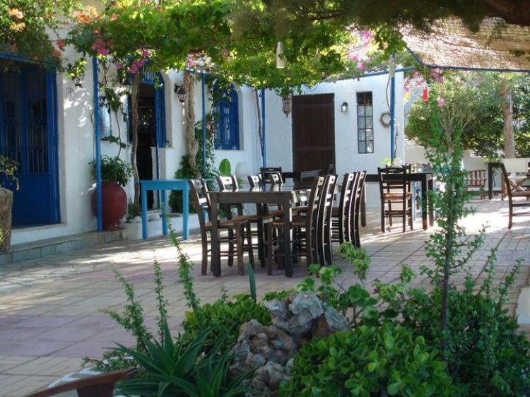 casaDoria rooms & restaurant creta b&b Hotel con encanto grecia