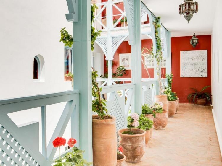 Ryad Watier Morocco Traditional  hotel essaouira con nencanto