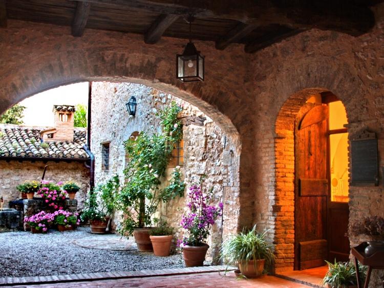 Borgo della Marmotta Umbria Apartmentos romantico