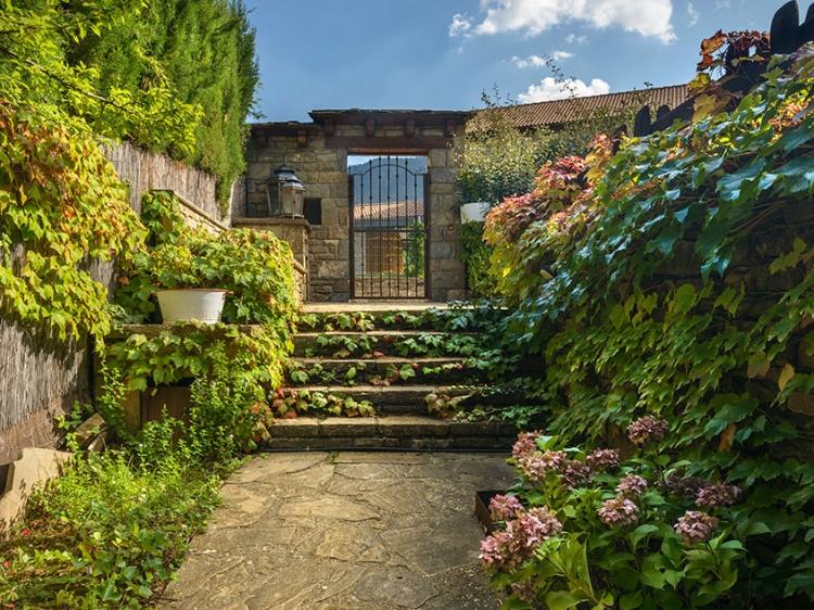 Barosse Jaca Aragon hotel romantico con encanto