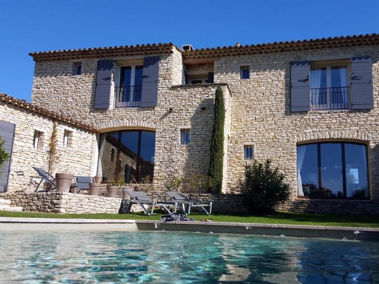 Les Terrasses Gordes Boutique hotel b&b provenza con encanto romantico