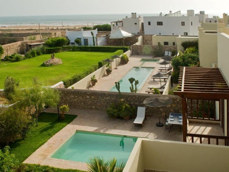 Rebali Riads Sidi Kaouki Essaouira apartamentos hotel con encanto