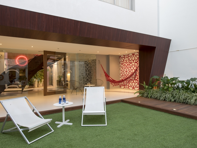 Hotel Alcoba Andalusia Sanlúcar de Barrameda Cádiz