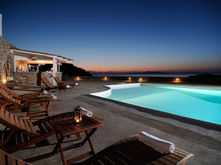 Pino di Loto Lujo Apartamentos islas cyclades  hotel boutique