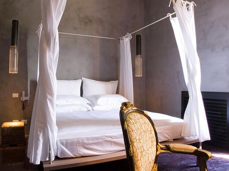 Caol Ishka Hotel Zafferano Bistrot Siracusa Italia Diseño