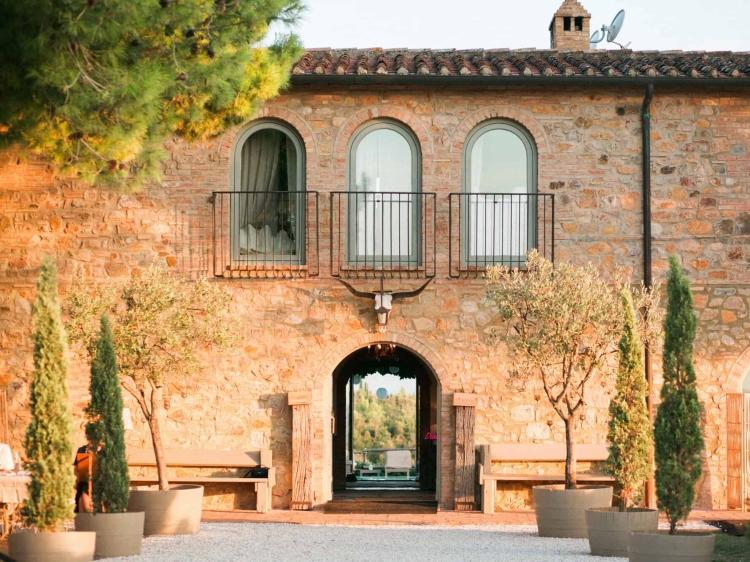 Conti di San Bonifacio Wine Resort Hotel con encanto