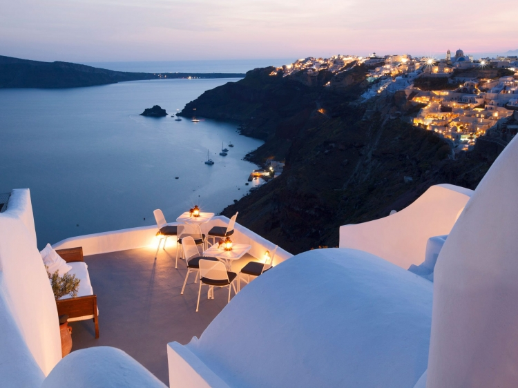 IKIES Traditional Houses santorini hotel boutique romantic