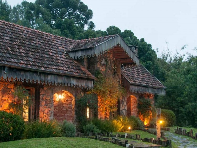 La Hacienda Hotel b&b Rio Grande do Sul con encanto