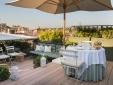 Residenza Napoleone III Roma Italia de lujo Boutique Hotel con encanto romantico