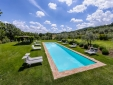 Casa Fabbrini Tuscany Living Area