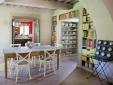 Casa Fabbrini Tuscany Eating Area