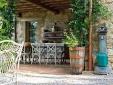 Casa Fabbrini Tuscany Living Room to Terrace