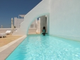Pool on the rooftop Convent hotel B&B olhao boutique design Algarve con encanto