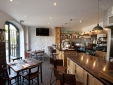 The Wheatsheaf Inn Northleach Gloucestershire England Bar