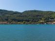 The village of Bocca di Magra