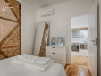 Architectural Bica Apartment authenic bedroom