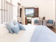 Double room with terrace Lluminaria