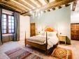 Manoir de Jouralem Blaison-Gohier en el campo