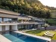 Escapada  Private Spa Villas Tirolo Meran italia terrazza hamacas
