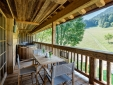 Private sauna in all types of Chalet-Suites.