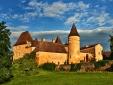 Escapada Chateau La Bourlie Urval Dordogne Francia hotel con encanto barato lujoso boutique con caracter pequeño