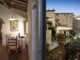 Castello di Spaltenna Tuscany Italy Living Room