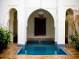 Riyad El Cadi Hotel Marrakesh boutique - Maison Bleue