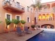 Hotel Gran Claustre Altafulla Spain Pool