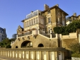 Hotel Villa Reine Hortense boutique Hotel con encanto bretaña