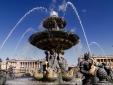 Hotel Recamier Paris France Fountain