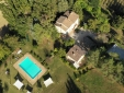 Aerial view of the Countryhouse
