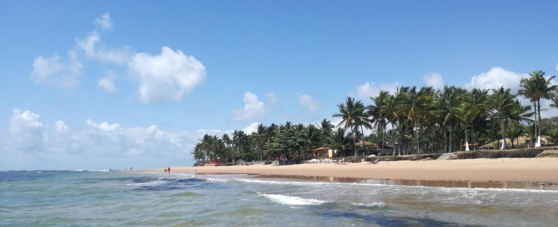 Algodões, Península de Maraú