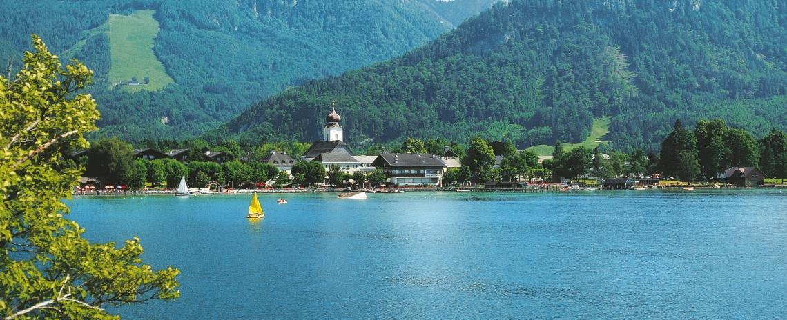 Salzkammergut & Salzburgerland