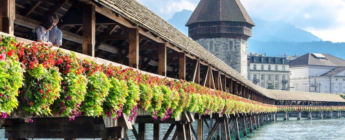 Lucerne – Lake of Lucerne