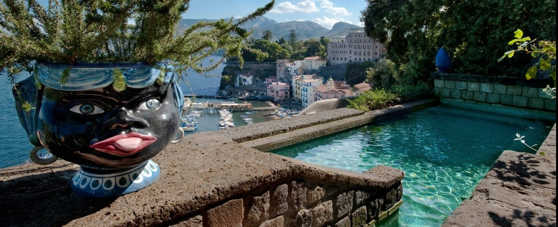 Amalfi, Capri y Sorrento