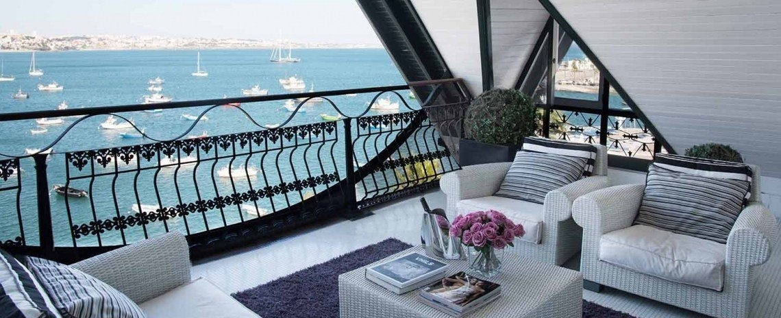 Apartment with sea view - 3 Bedrooms Cascais