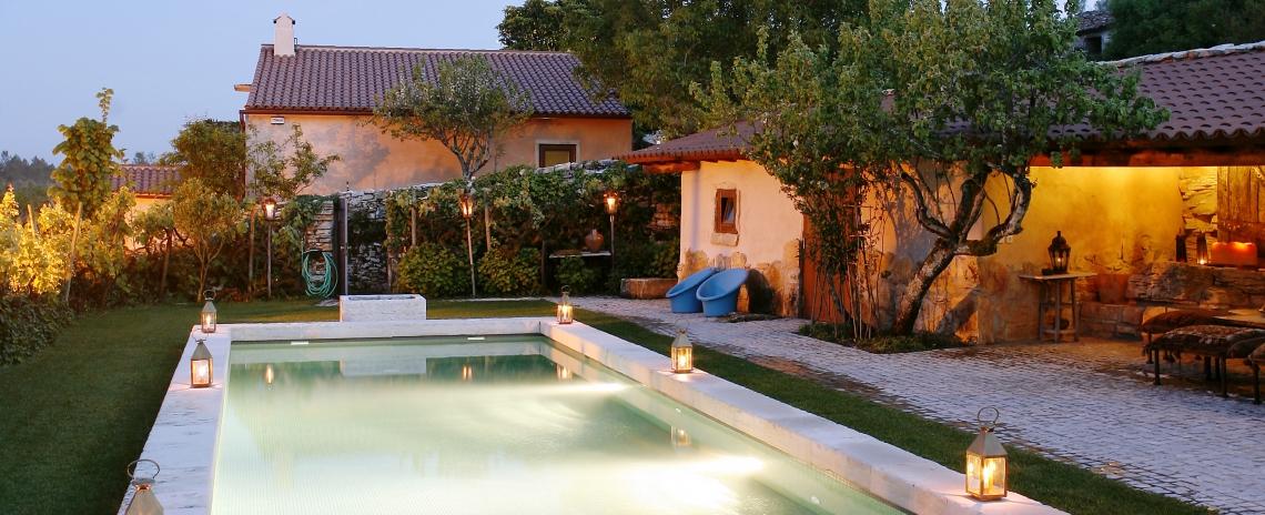 Villa Pedra Natural Houses