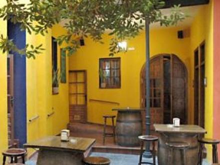 Secretplaces casa de los azulejos c rdoba andalucia for Hotel los azulejos cordoba